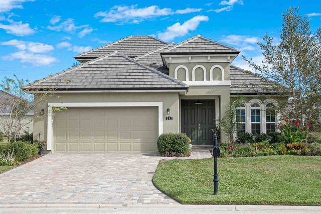 382 Portada Drive, St Augustine, FL 32095 (MLS #199541) :: The Impact Group with Momentum Realty
