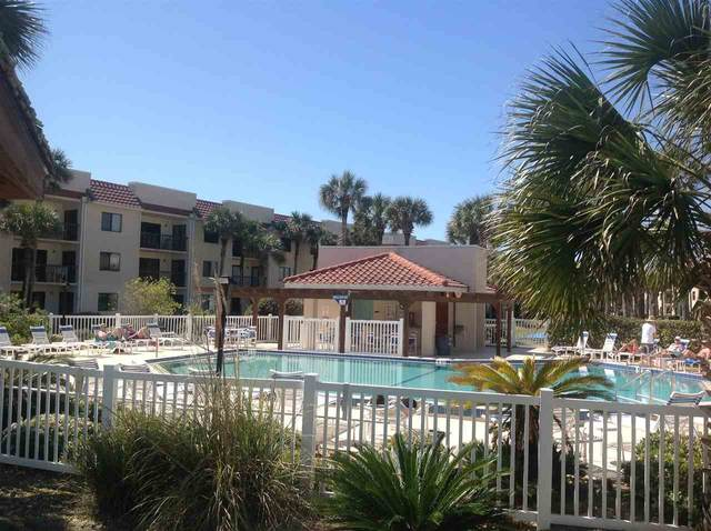 4250 S A1a F 17, St Augustine Beach, FL 32080 (MLS #199551) :: The DJ & Lindsey Team