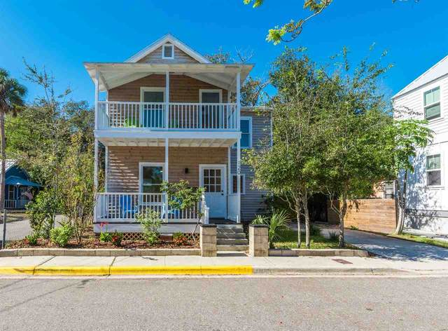 120 Washington St, St Augustine, FL 32084 (MLS #199558) :: CrossView Realty