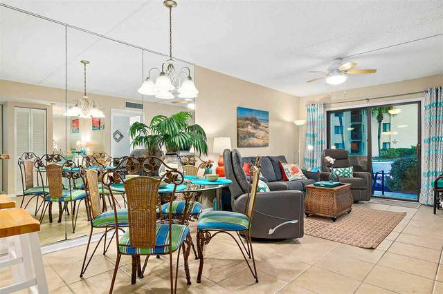 880 A1a Beach Boulevard #3123 #3123, St Augustine Beach, FL 32080 (MLS #199570) :: The DJ & Lindsey Team