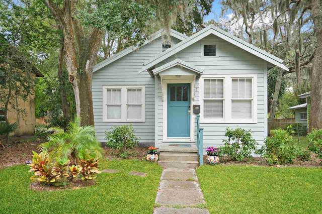 7 Park Ave, St Augustine, FL 32084 (MLS #199600) :: The Impact Group with Momentum Realty