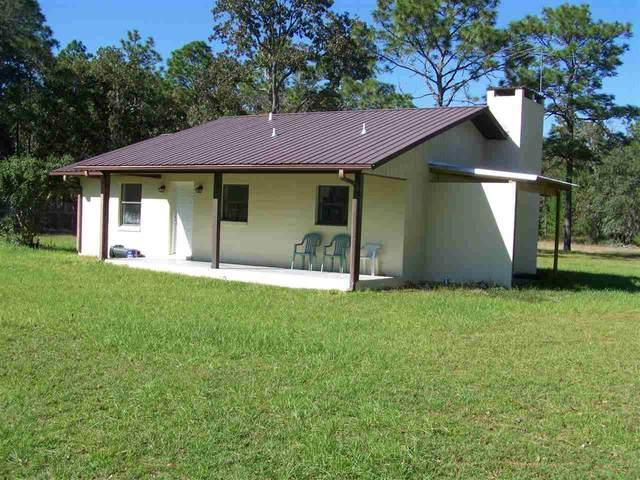 120 Spring Lake Drive, Interlachen, FL 32148 (MLS #199636) :: Century 21 St Augustine Properties