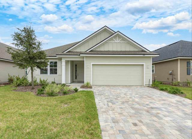 635 Sandstone Dr, St Augustine, FL 32086 (MLS #199642) :: The Newcomer Group