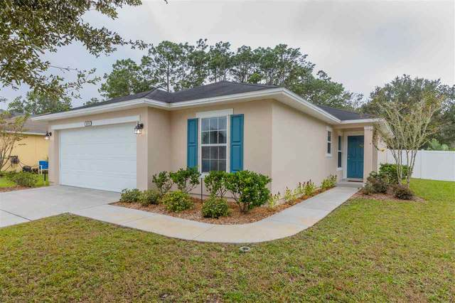 272 Sunshine Dr, St Augustine, FL 32086 (MLS #199644) :: The Impact Group with Momentum Realty