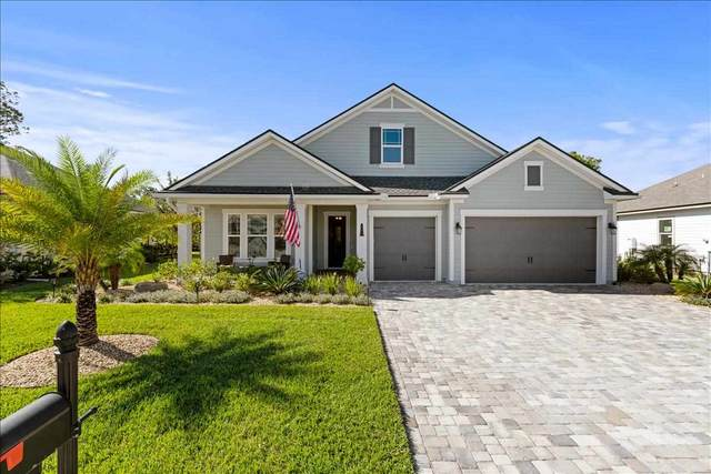 421 Pescado Drive, St Augustine, FL 32095 (MLS #199667) :: The Impact Group with Momentum Realty