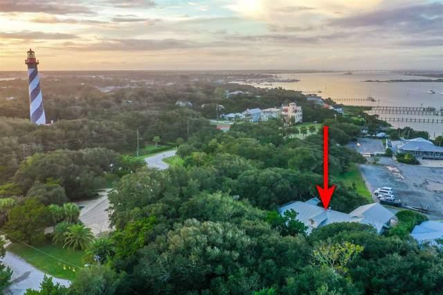 441 Ocean Vista Ave, St Augustine, FL 32080 (MLS #199669) :: Century 21 St Augustine Properties
