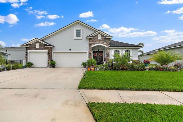 324 Deerfield Meadows Cir, St Augustine, FL 32086 (MLS #199677) :: The Impact Group with Momentum Realty