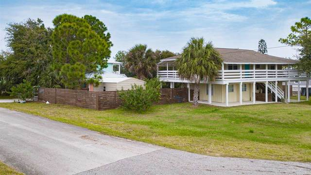 6098 Ajo Rd, St Augustine, FL 32080 (MLS #199683) :: The Newcomer Group