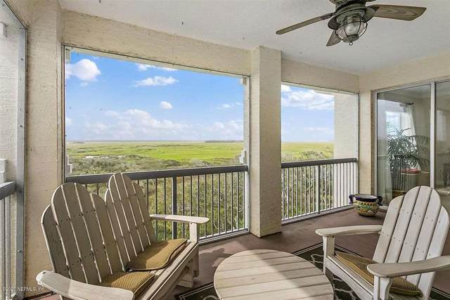 425 N Ocean Grande Drive #303, Ponte Vedra Beach, FL 32082 (MLS #199684) :: The DJ & Lindsey Team