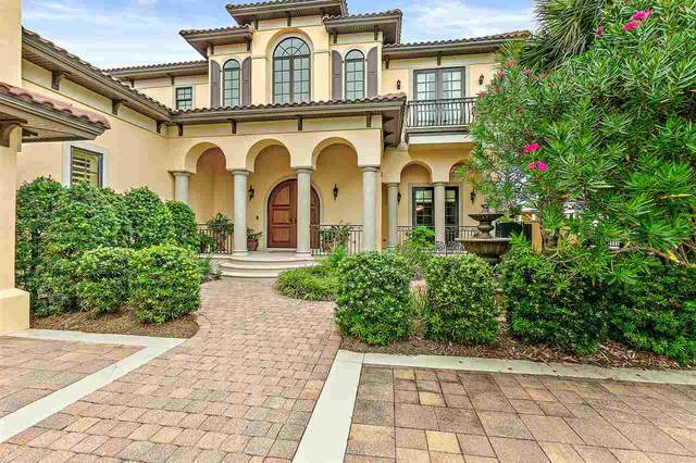 7965 S A1a, St Augustine, FL 32080 (MLS #199704) :: Better Homes & Gardens Real Estate Thomas Group