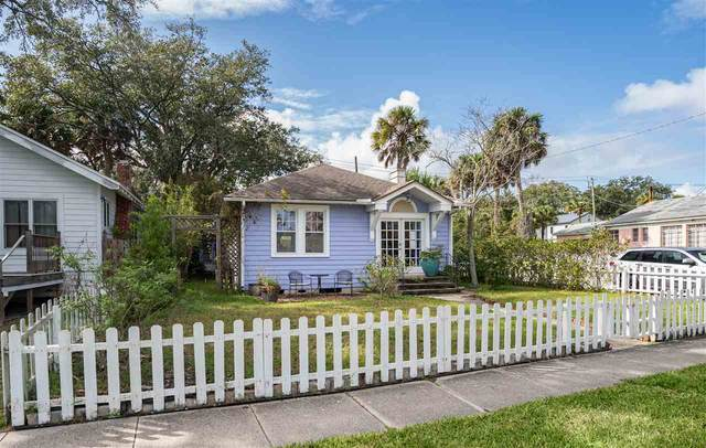 67 Park Place, St Augustine, FL 32084 (MLS #199708) :: The Perfect Place Team