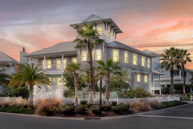 401 Ocean Grove Circle, St Augustine, FL 32080 (MLS #199709) :: The DJ & Lindsey Team