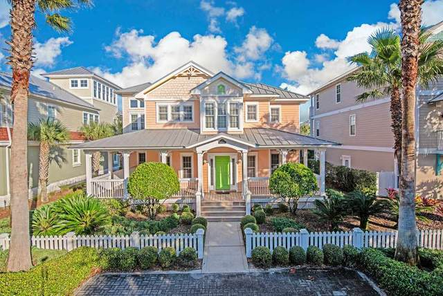 428 Ocean Grove Cir St Augustine, F, St Augustine, FL 32080 (MLS #199713) :: The DJ & Lindsey Team