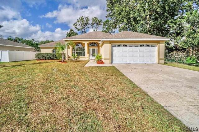 93 Red Mill Drive, Palm Coast, FL 32164 (MLS #199721) :: The Impact Group with Momentum Realty
