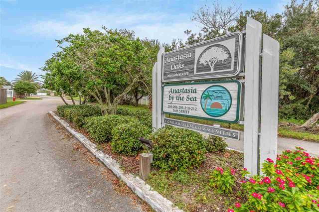 208 16th Street Garage #15, St Augustine Beach, FL 32080 (MLS #199735) :: Better Homes & Gardens Real Estate Thomas Group