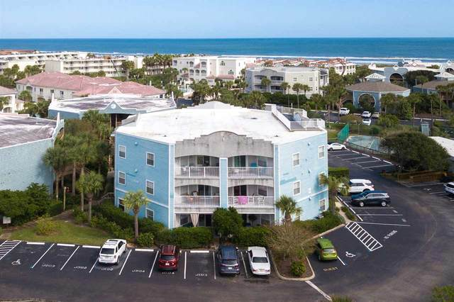 120 Ocean Hibiscus Dr #101, St Augustine, FL 32080 (MLS #199756) :: Century 21 St Augustine Properties