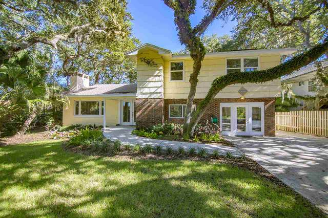 5378 Riverview Drive, St Augustine Beach, FL 32080 (MLS #199774) :: Better Homes & Gardens Real Estate Thomas Group