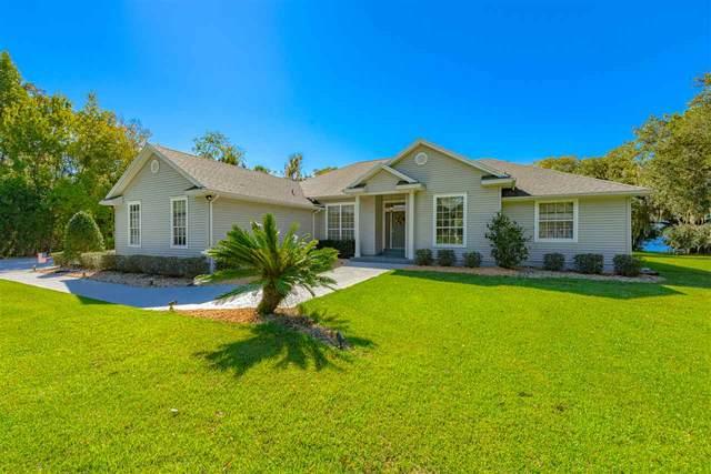 6235 Jack Wright Island Rd, St Augustine, FL 32092 (MLS #199785) :: 97Park