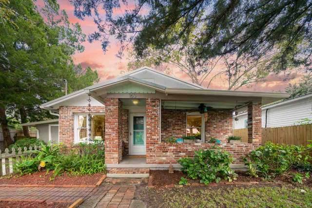 163 Twine Street, St Augustine, FL 32084 (MLS #199790) :: Bridge City Real Estate Co.