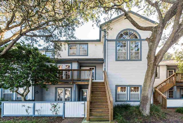 200 16th St 202B + Garage 8, St Augustine, FL 32080 (MLS #199795) :: The Impact Group with Momentum Realty