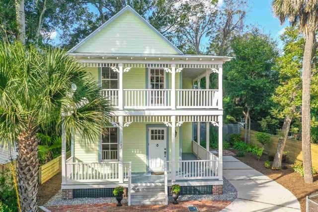 127 Oneida Street, St Augustine, FL 32084 (MLS #199841) :: Bridge City Real Estate Co.