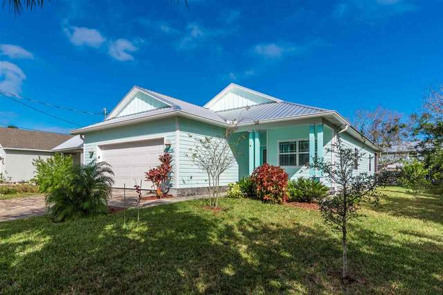 5448 4th Street, St Augustine, FL 32080 (MLS #199844) :: The Impact Group with Momentum Realty