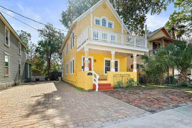 79 Orange St, St Augustine, FL 32084 (MLS #199855) :: Bridge City Real Estate Co.