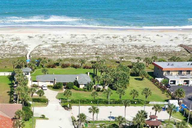 812 A1a Beach Blvd, St Augustine, FL 32080 (MLS #199861) :: The Perfect Place Team