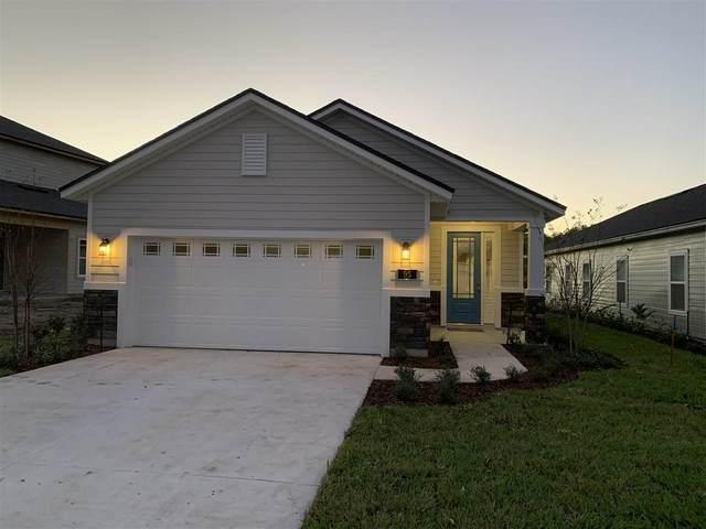 95 Cottage Link Walk, St Augustine, FL 32092 (MLS #199882) :: Century 21 St Augustine Properties