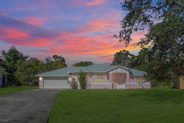 36 Farnum Ln, Palm Coast, FL 32137 (MLS #199931) :: The Impact Group with Momentum Realty