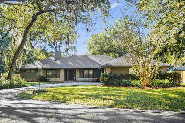 602 Baywood Trail, St Augustine, FL 32086 (MLS #199933) :: The Newcomer Group