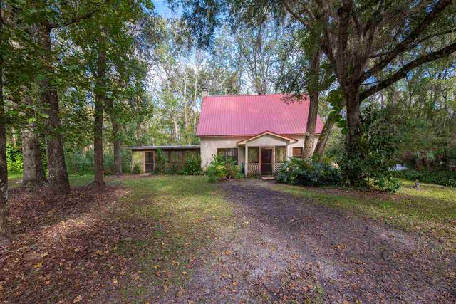 5248 Big Oak Rd S, St Augustine, FL 32095 (MLS #199935) :: The Impact Group with Momentum Realty