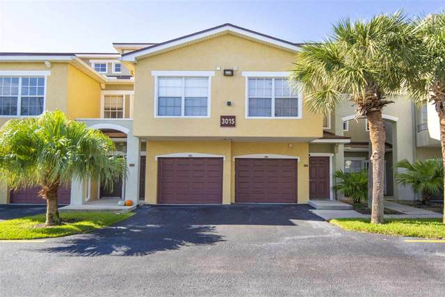 3015 Aqua Vista Lane 109 #109, St Augustine, FL 32084 (MLS #199938) :: The DJ & Lindsey Team