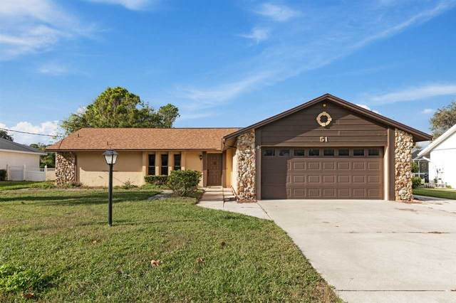 51 Fleetwood Dr, Palm Coast, FL 32137 (MLS #199943) :: The Impact Group with Momentum Realty