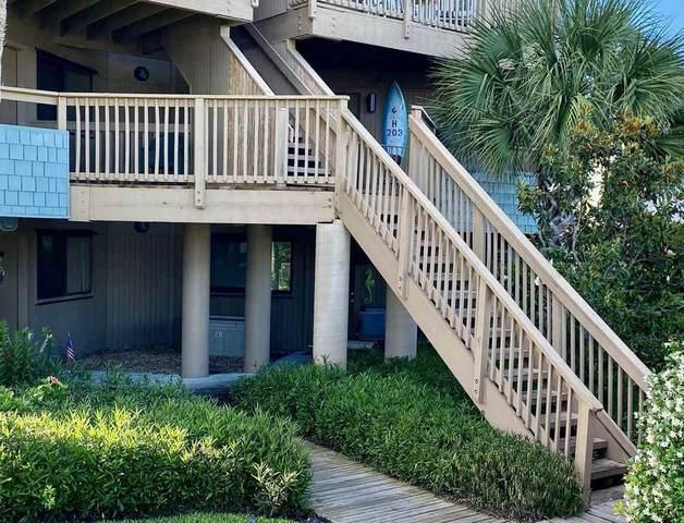 130 Ocean Hibiscus Drive H203, St Augustine Beach, FL 32080 (MLS #199961) :: Better Homes & Gardens Real Estate Thomas Group