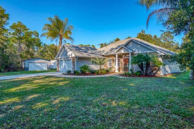7020 Catlett Road, St Augustine, FL 32095 (MLS #200037) :: The Perfect Place Team