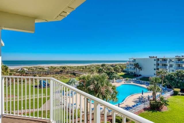 4670 S A1a #2407, St Augustine, FL 32080 (MLS #200040) :: Bridge City Real Estate Co.