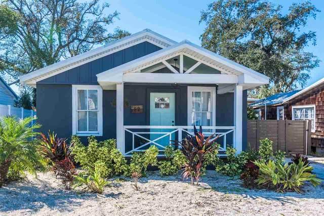 22 Clark St, St Augustine, FL 32084 (MLS #200045) :: Bridge City Real Estate Co.