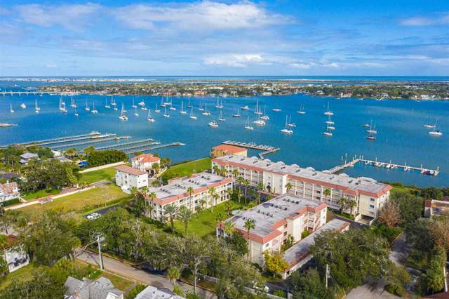 157 Marine St, #208, St Augustine, FL 32084 (MLS #200047) :: Better Homes & Gardens Real Estate Thomas Group