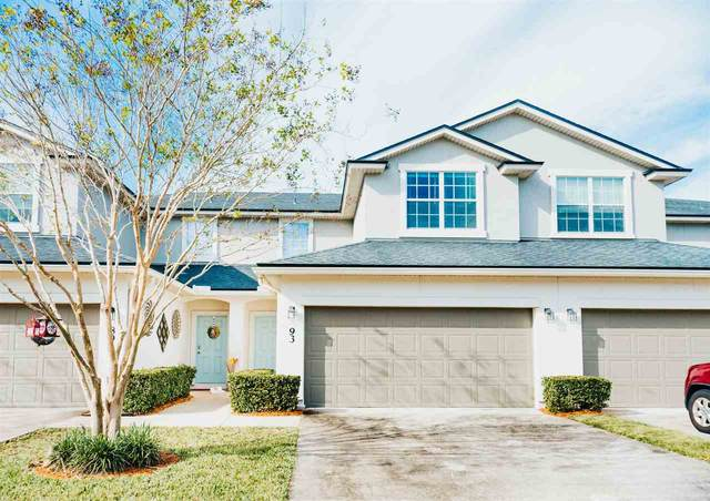 93 Amistad Dr, St Augustine, FL 32086 (MLS #200048) :: Better Homes & Gardens Real Estate Thomas Group