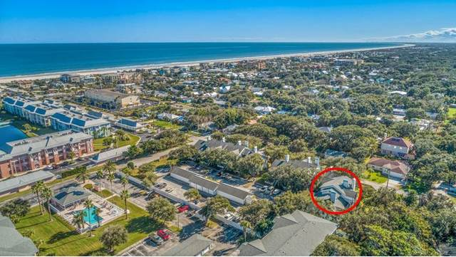 200 16th Street #206B, St Augustine Beach, FL 32080 (MLS #200084) :: Better Homes & Gardens Real Estate Thomas Group
