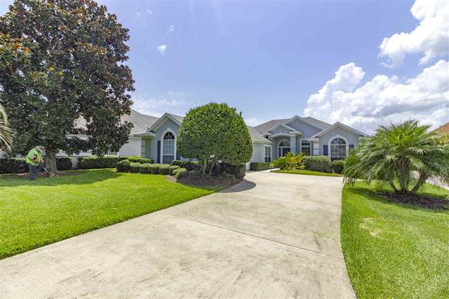 411 Players Court, St Augustine Beach, FL 32080 (MLS #200096) :: The Perfect Place Team