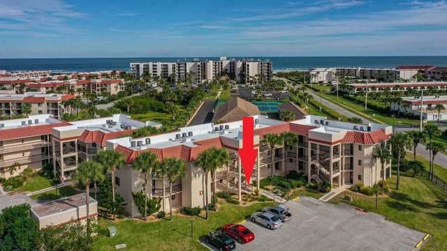 4250 A1a South Unit D-15 D-15, St Augustine, FL 32080 (MLS #200099) :: CrossView Realty