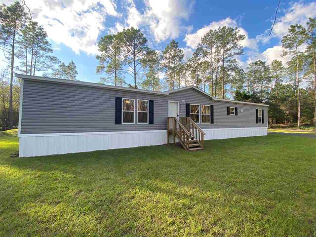 9825 Guzman Ave, Hastings, FL 32145 (MLS #200102) :: CrossView Realty
