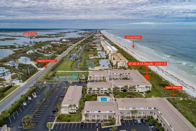 8130 S A1a I-3, St Augustine, FL 32080 (MLS #200106) :: Better Homes & Gardens Real Estate Thomas Group