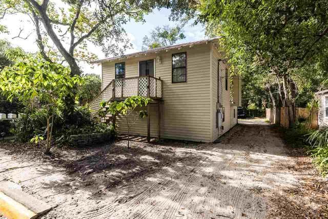 138 Oneida Street, St Augustine, FL 32084 (MLS #200124) :: The Perfect Place Team