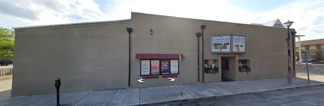 36 Granada Street Aka - The Coraz, St Augustine, FL 32084 (MLS #200129) :: The Newcomer Group