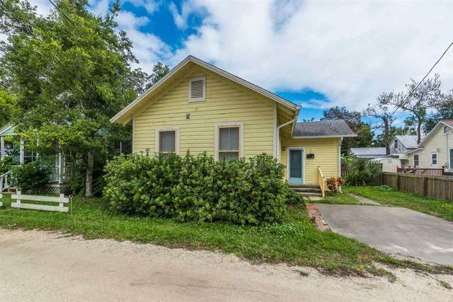7 and 7 1/2 Dupont Lane, St Augustine, FL 32084 (MLS #200134) :: Noah Bailey Group