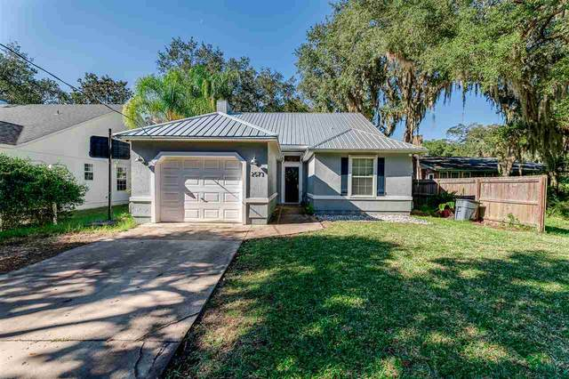 2573 Hydrangea St, St Augustine, FL 32080 (MLS #200199) :: The Perfect Place Team