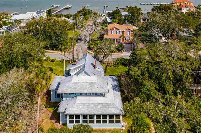 142 Marine St, St Augustine, FL 32084 (MLS #200205) :: The Perfect Place Team